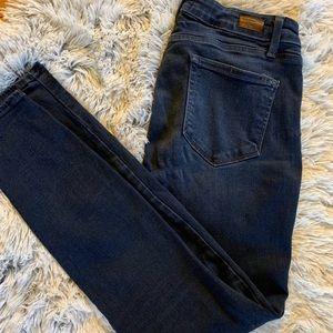 Paige Verdugo ankle stretch skinny jeans